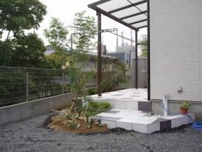 奈良市 庭・外構