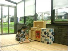 ガーデンルーム腰壁タイプ
